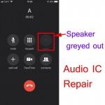 iPhone 7 Audio IC Repair